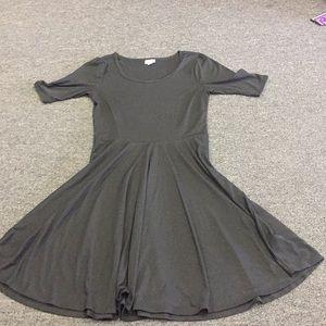 LuLaRoe Amelia Dress Size XL